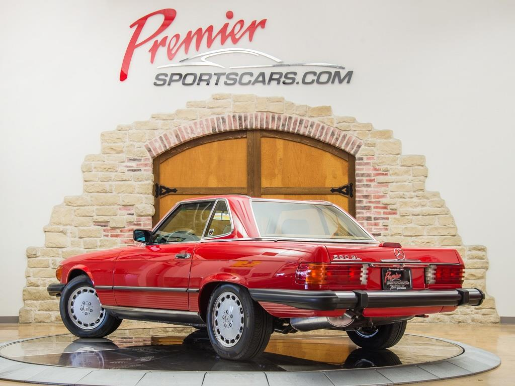 1989 Mercedes-Benz 560-Class 560 SL - Photo 23 - Springfield, MO 65802