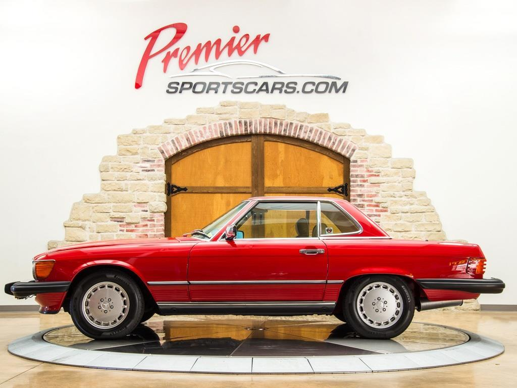 1989 Mercedes-Benz 560-Class 560 SL - Photo 22 - Springfield, MO 65802