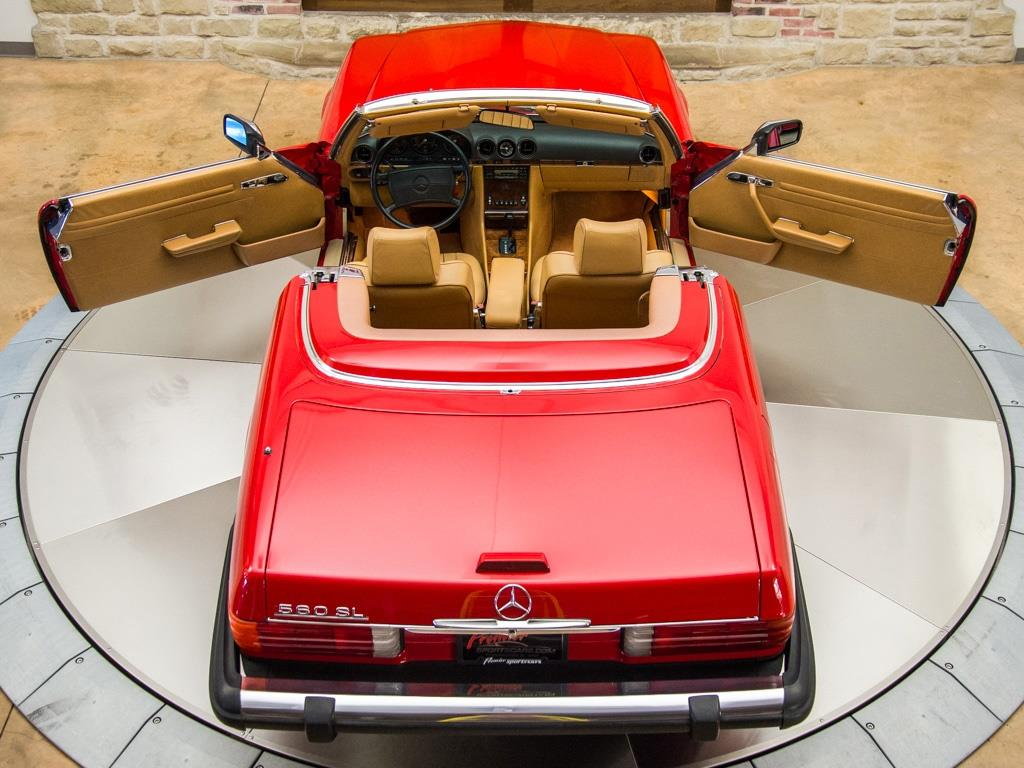 1989 Mercedes-Benz 560-Class 560 SL - Photo 20 - Springfield, MO 65802