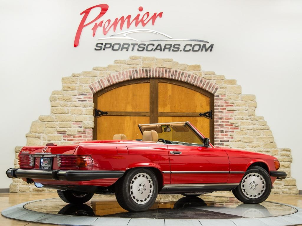 1989 Mercedes-Benz 560-Class 560 SL - Photo 9 - Springfield, MO 65802