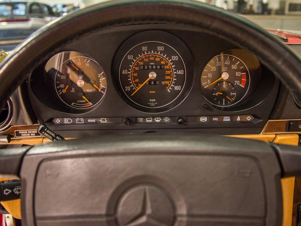 1989 Mercedes-Benz 560-Class 560 SL - Photo 11 - Springfield, MO 65802