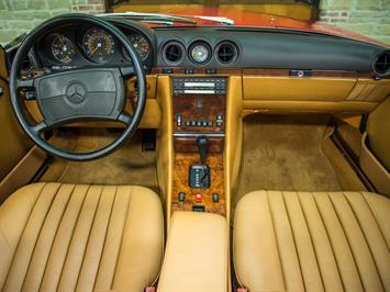 1989 Mercedes-Benz 560-Class 560 SL Convertible