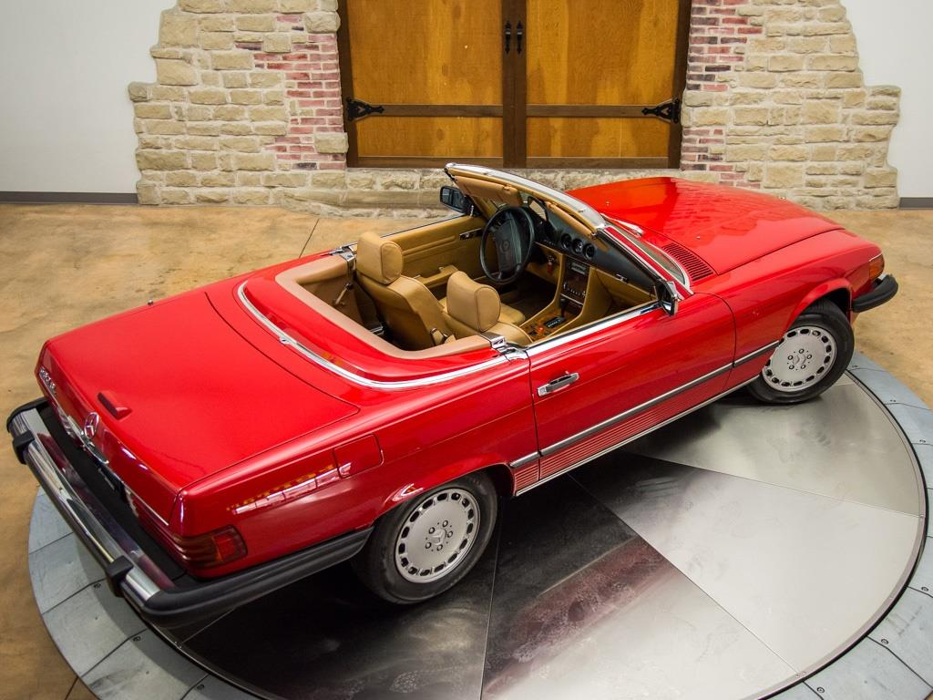 1989 Mercedes-Benz 560-Class 560 SL - Photo 18 - Springfield, MO 65802
