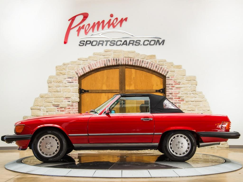 1989 Mercedes-Benz 560-Class 560 SL - Photo 26 - Springfield, MO 65802