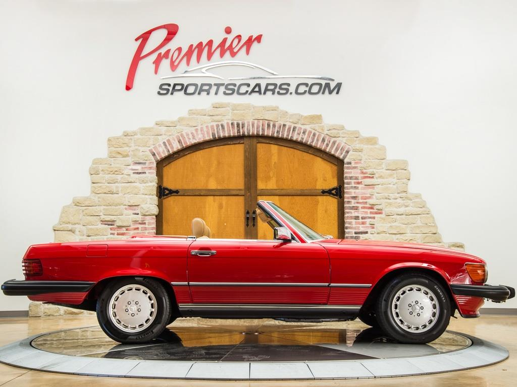 1989 Mercedes-Benz 560-Class 560 SL - Photo 3 - Springfield, MO 65802