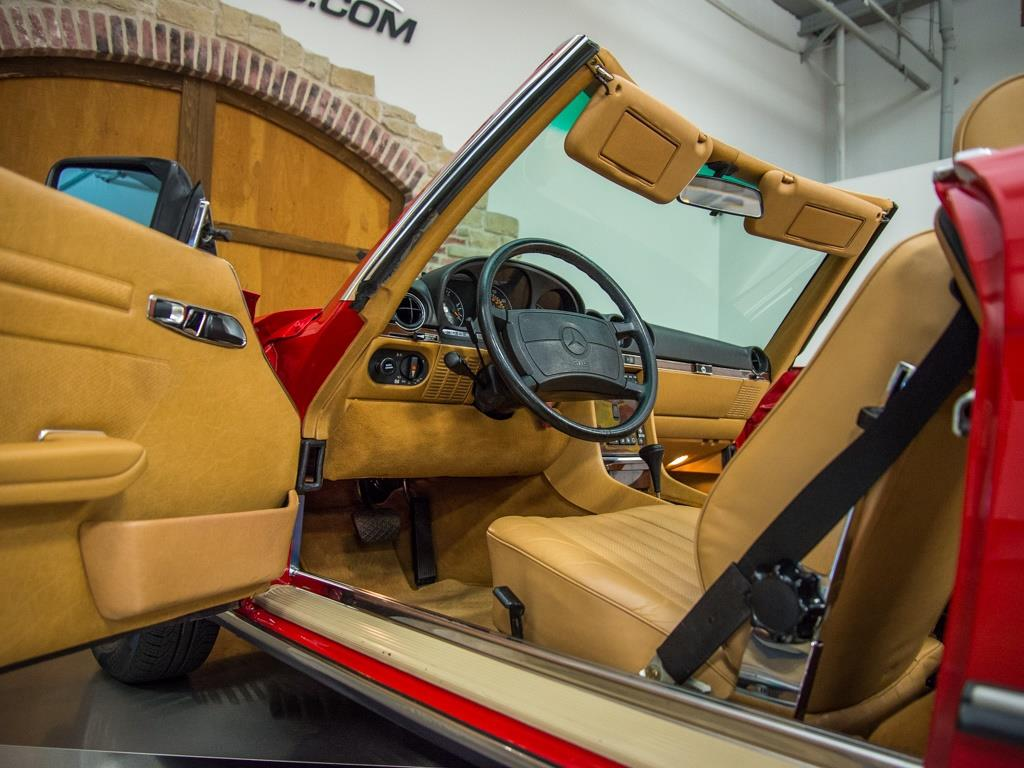 1989 Mercedes-Benz 560-Class 560 SL - Photo 13 - Springfield, MO 65802