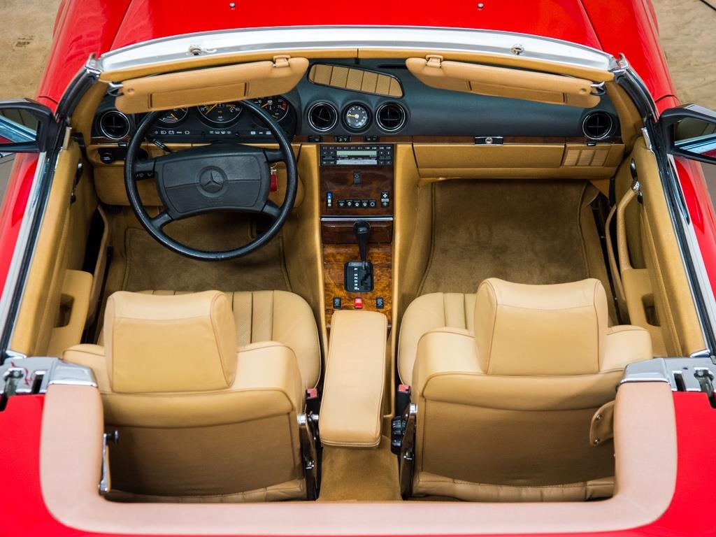 1989 Mercedes-Benz 560-Class 560 SL - Photo 17 - Springfield, MO 65802