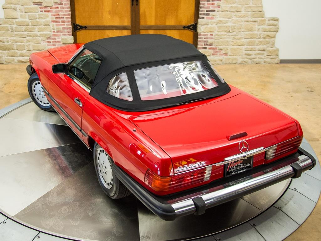 1989 Mercedes-Benz 560-Class 560 SL - Photo 29 - Springfield, MO 65802