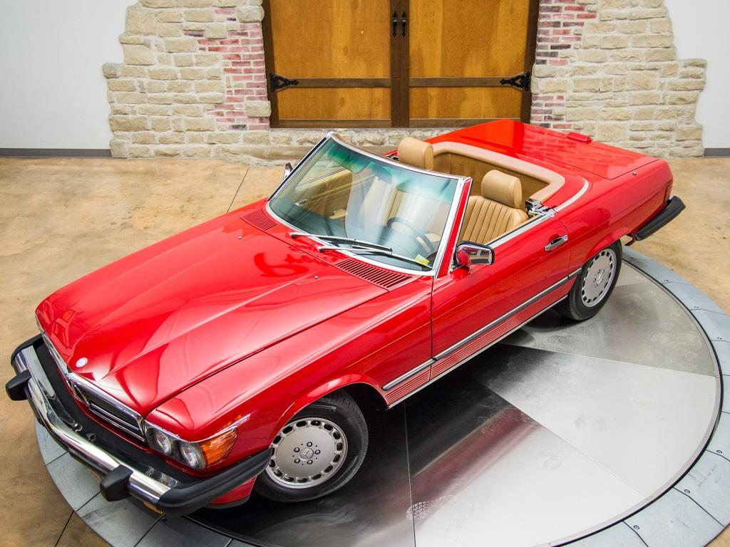 1989 Mercedes-Benz 560-Class 560 SL - Photo 19 - Springfield, MO 65802