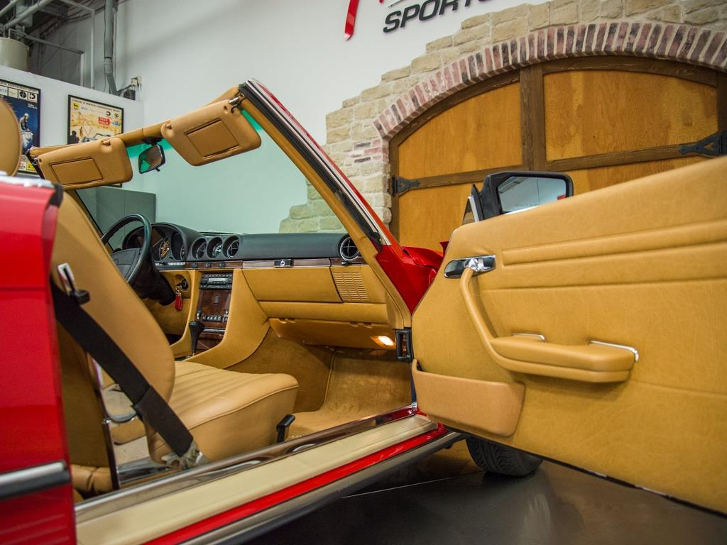 1989 Mercedes-Benz 560-Class 560 SL - Photo 16 - Springfield, MO 65802