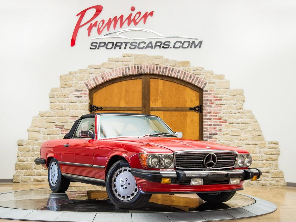 1989 Mercedes-Benz 560-Class 560 SL - Photo 30 - Springfield, MO 65802