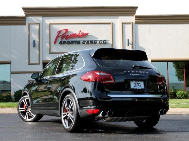 2012 Porsche Cayenne Turbo For Sale In Springfield Mo