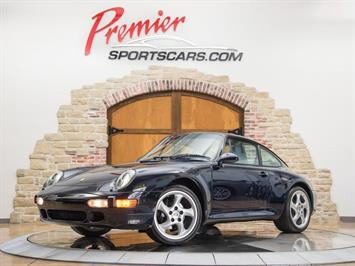 1998 Porsche 911 Carrera S Coupe