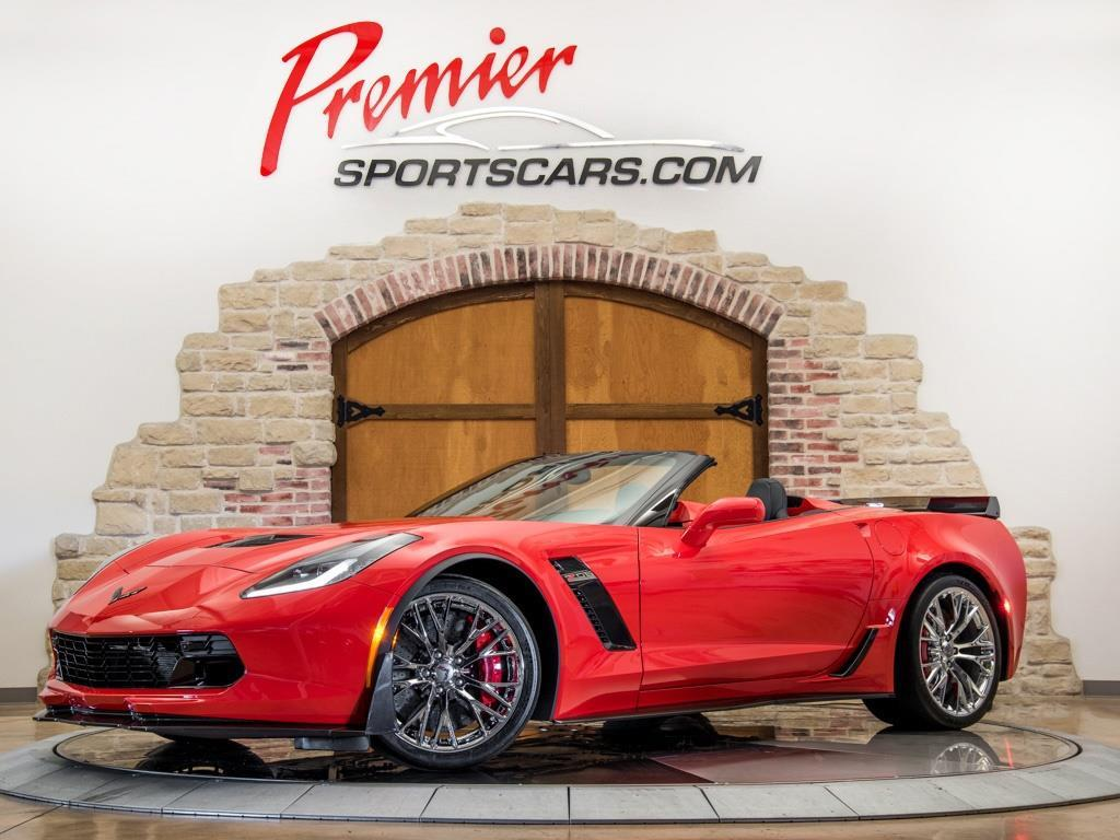 2016 Chevrolet Corvette Z06 - Photo 1 - Springfield, MO 65802