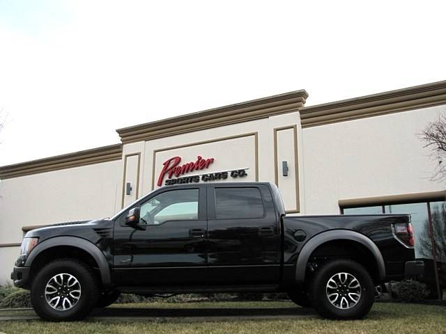 2014 ford f 150 svt raptor for sale in springfield mo stock p4369. Black Bedroom Furniture Sets. Home Design Ideas
