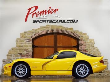 2001 Dodge Viper GTS ACR Coupe