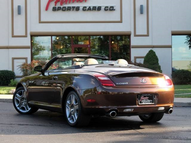 2006 lexus sc 430 pebble beach edition for sale in springfield mo stock p4522. Black Bedroom Furniture Sets. Home Design Ideas
