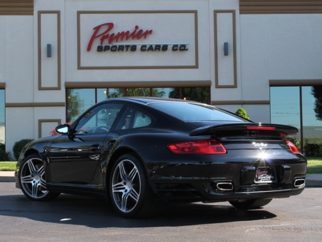 2008 porsche 911 turbo for sale in springfield mo stock. Black Bedroom Furniture Sets. Home Design Ideas
