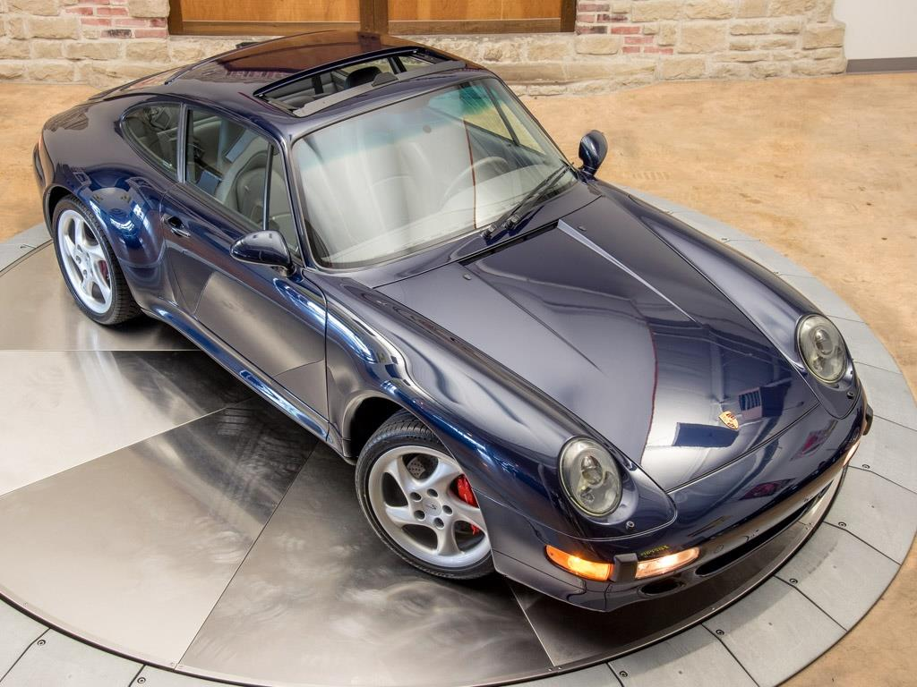 1997 Porsche 911 Carrera 4S - Photo 29 - Springfield, MO 65802