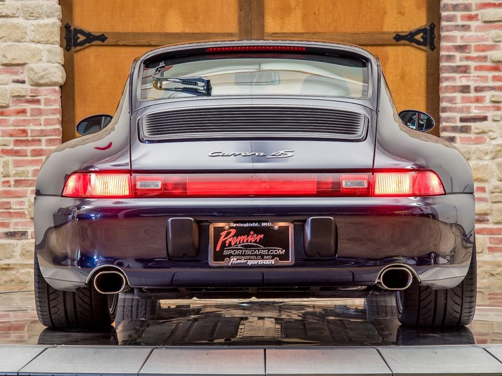 1997 Porsche 911 Carrera 4s For Sale In Springfield Mo
