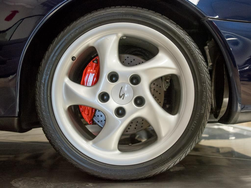 1997 Porsche 911 Carrera 4S - Photo 36 - Springfield, MO 65802