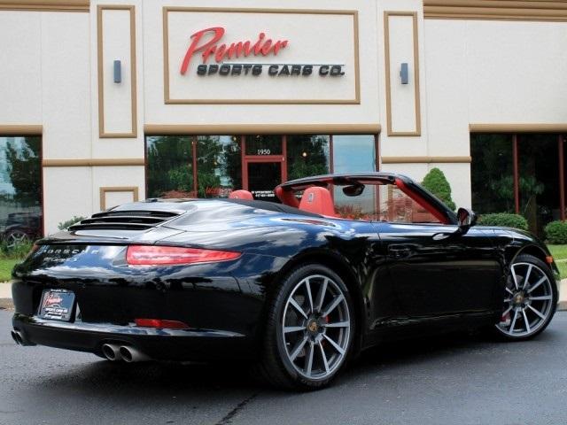 2013 porsche 911 carrera s cabriolet for sale in