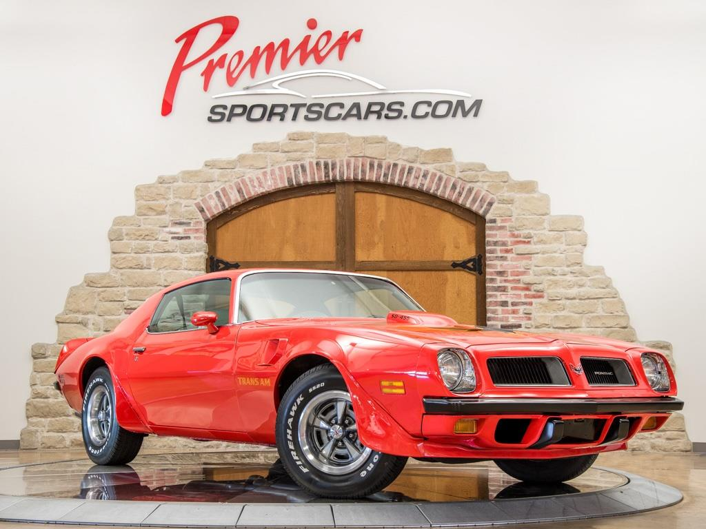 1974 Pontiac Trans Am SD455 - Photo 4 - Springfield, MO 65802
