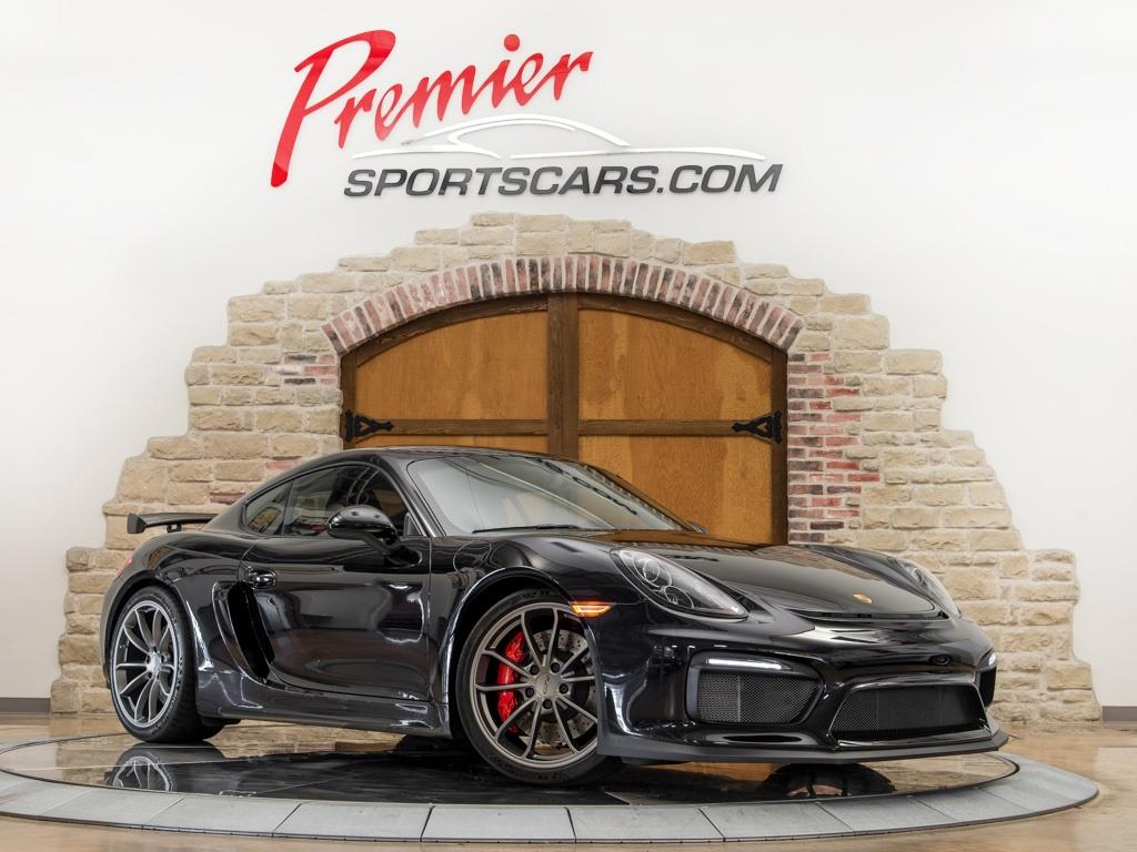 2016 Porsche Cayman GT4 - Photo 4 - Springfield, MO 65802