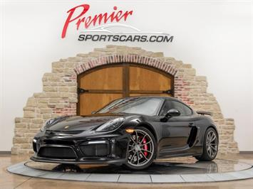 2016 Porsche Cayman GT4 Coupe