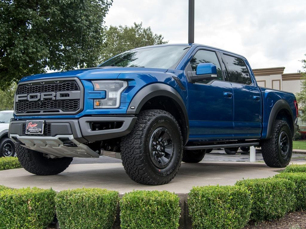 2018 Ford F-150 Raptor - Photo 1 - Springfield, MO 65802