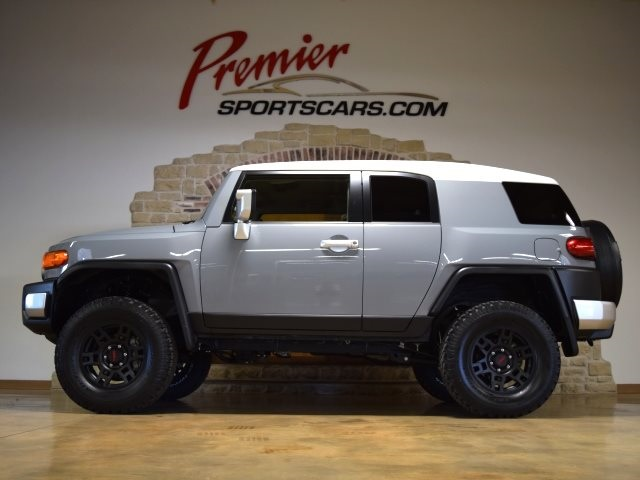 2014 toyota fj cruiser for sale in springfield mo stock p4612. Black Bedroom Furniture Sets. Home Design Ideas