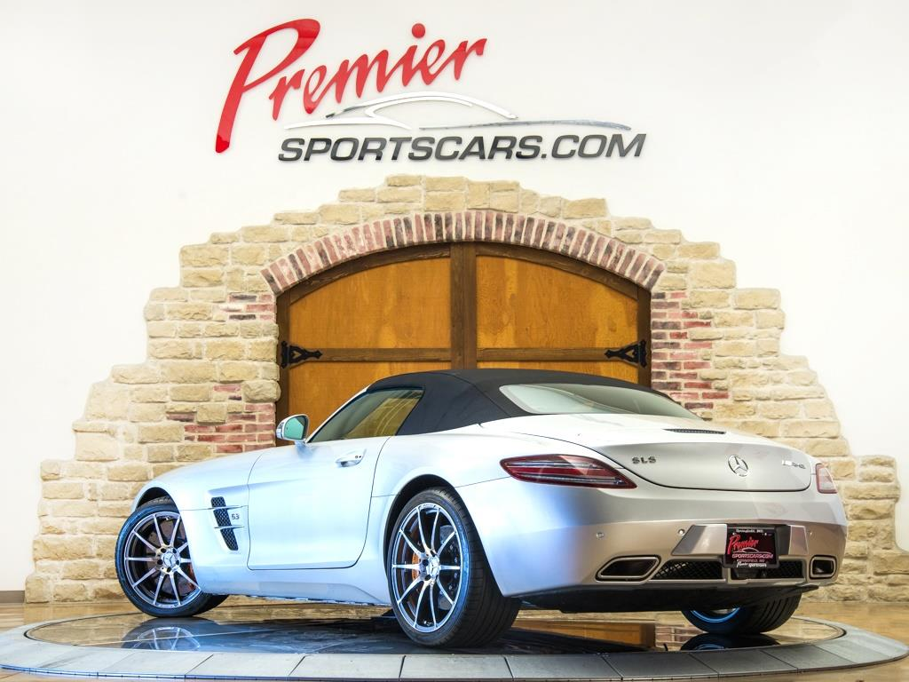 2012 mercedes benz sls amg for sale in springfield mo for Mercedes benz springfield missouri
