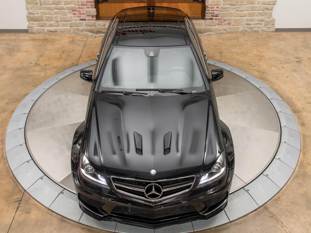 2012 Mercedes-Benz C 63 AMG Black Series - Photo 29 - Springfield, MO 65802