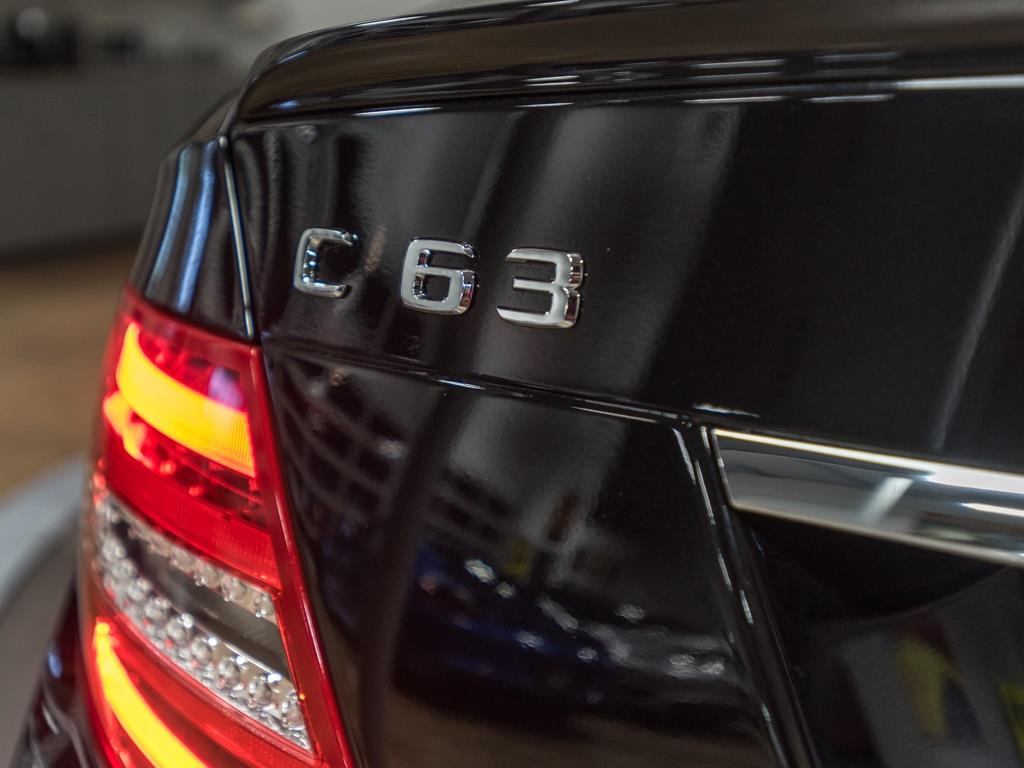 2012 Mercedes-Benz C 63 AMG Black Series - Photo 38 - Springfield, MO 65802