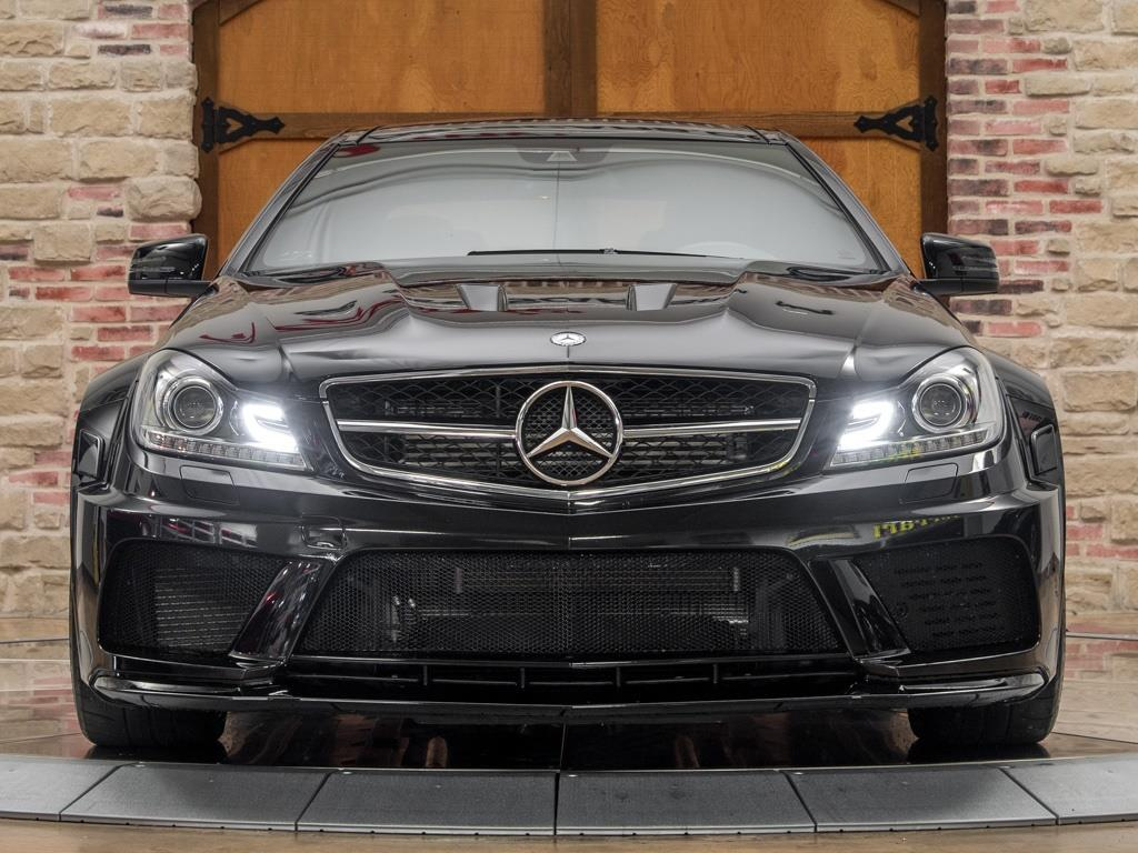 2012 Mercedes-Benz C 63 AMG Black Series - Photo 5 - Springfield, MO 65802