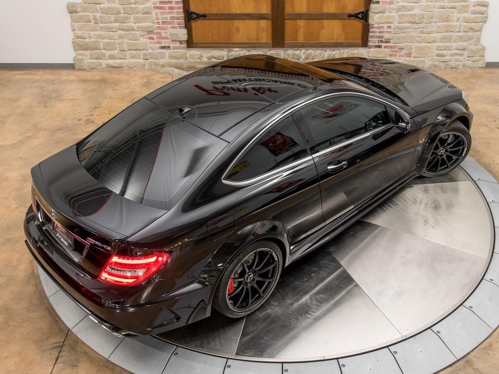 2012 Mercedes-Benz C 63 AMG Black Series - Photo 33 - Springfield, MO 65802