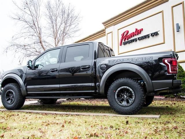 2017 ford f 150 raptor for sale in springfield mo stock p4969. Black Bedroom Furniture Sets. Home Design Ideas