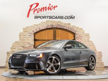 2013 Audi RS 5 quattro Coupe