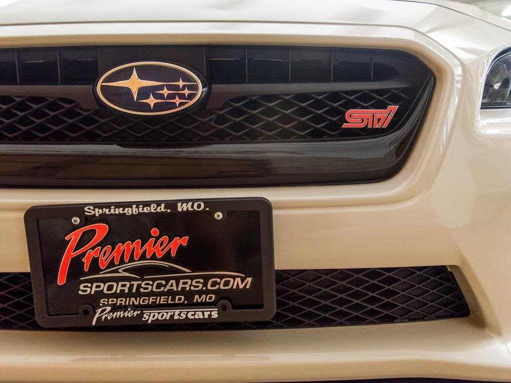 2015 Subaru WRX STI Limited - Photo 33 - Springfield, MO 65802