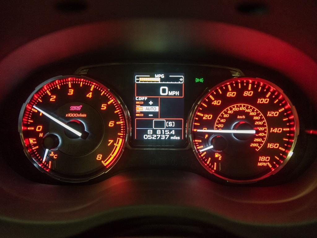 2015 Subaru WRX STI Limited - Photo 13 - Springfield, MO 65802