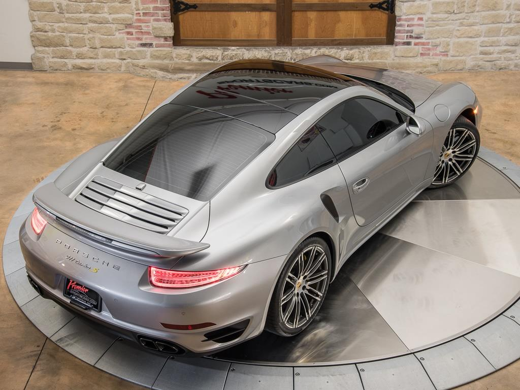 2015 Porsche 911 Turbo S - Photo 24 - Springfield, MO 65802
