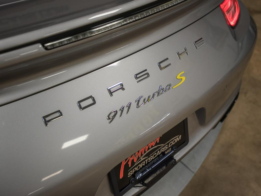 2015 Porsche 911 Turbo S - Photo 31 - Springfield, MO 65802