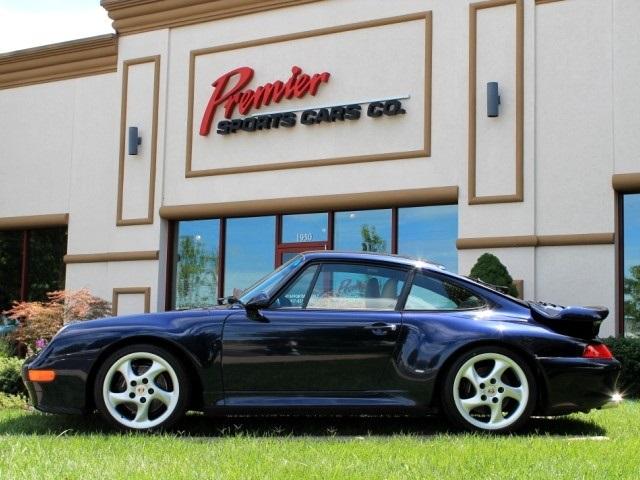 1996 Porsche 911 Turbo For Sale In Springfield Mo Stock