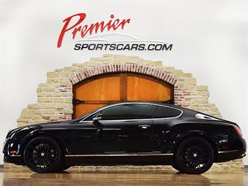 2009 Bentley Continental GT SPEED