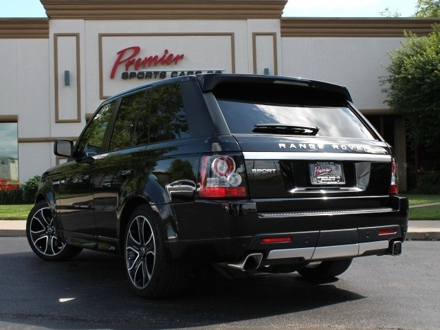 2013 land rover range rover sport hse gt limited edition for sale in springfield mo stock. Black Bedroom Furniture Sets. Home Design Ideas