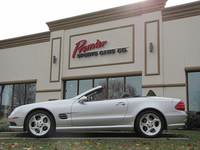 2005 mercedes benz sl500 for sale in springfield mo for Mercedes benz springfield missouri