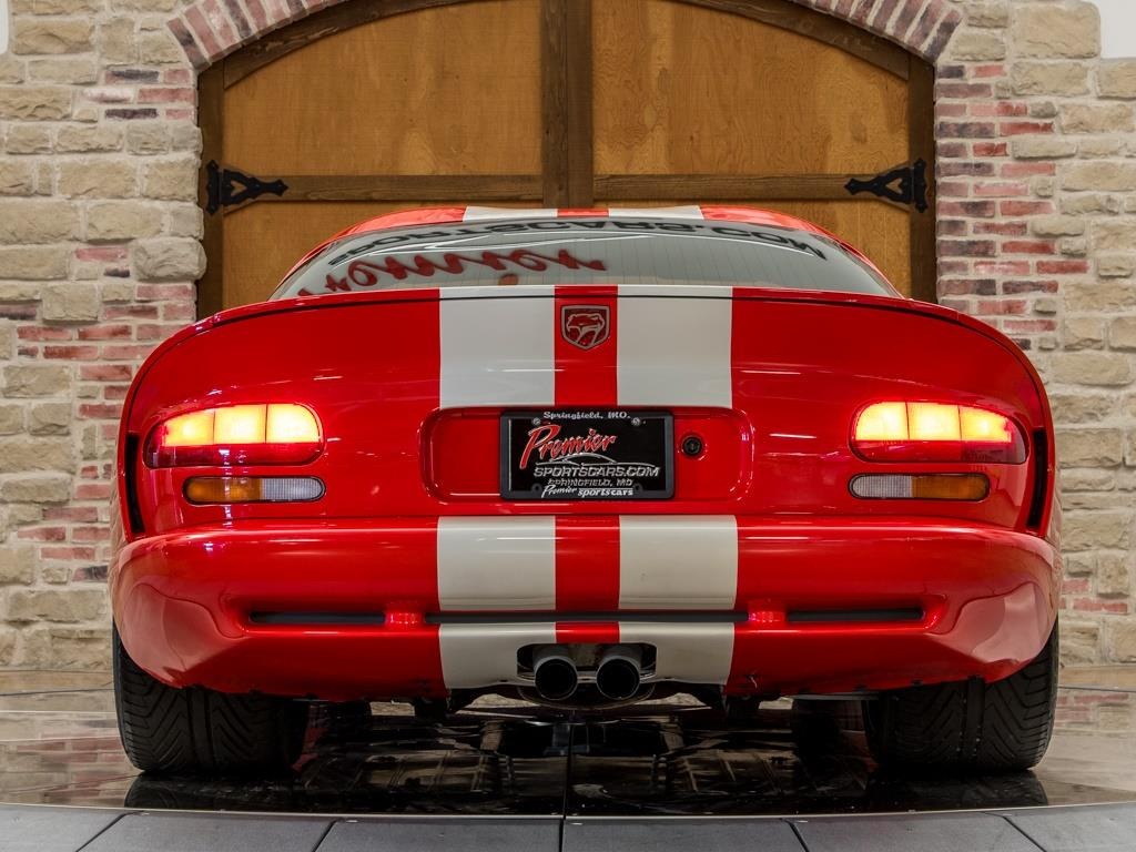 2002 Dodge Viper GTS Final ed. - Photo 8 - Springfield, MO 65802