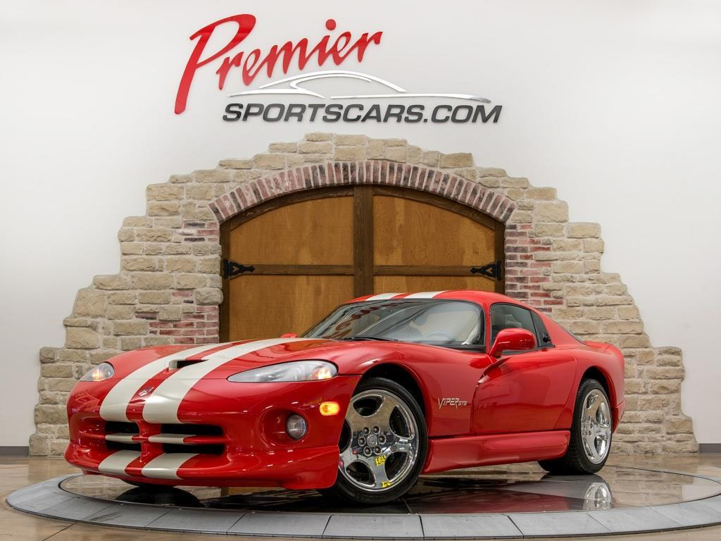 2002 Dodge Viper GTS Final ed. - Photo 1 - Springfield, MO 65802