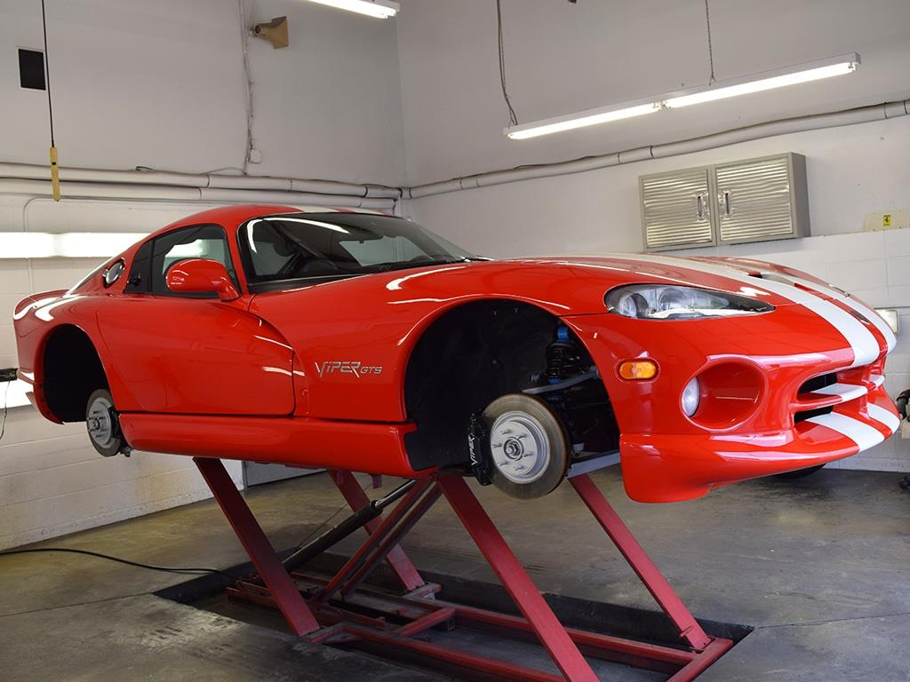 2002 Dodge Viper GTS Final ed. - Photo 27 - Springfield, MO 65802