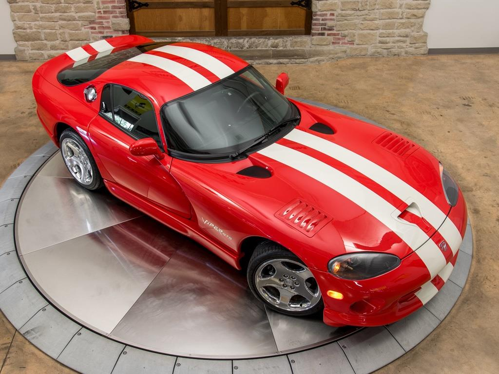 2002 Dodge Viper GTS Final ed. - Photo 21 - Springfield, MO 65802